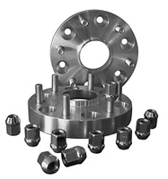 KIT 2 SEPARADORES 40mm VW TOUAREG V6/V8/V10 5X130 - 71.5